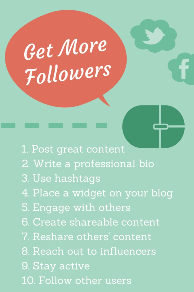 Want More Twitter Followers Use These 10 Tried and Tested Techniques