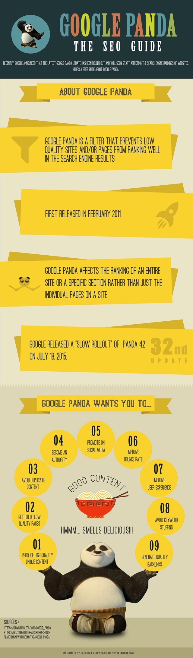 Google Panda Is Coming For You! 9 Ways to Avoid Your Site Being Demoted