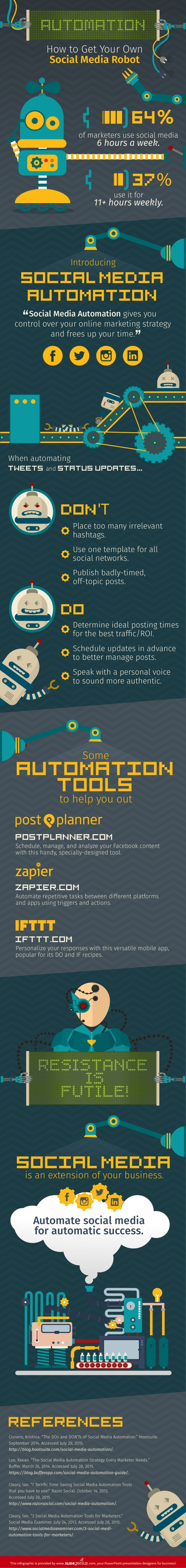 Social Media Automation 6 Dos & Don'ts Plus 3 Tools for Success