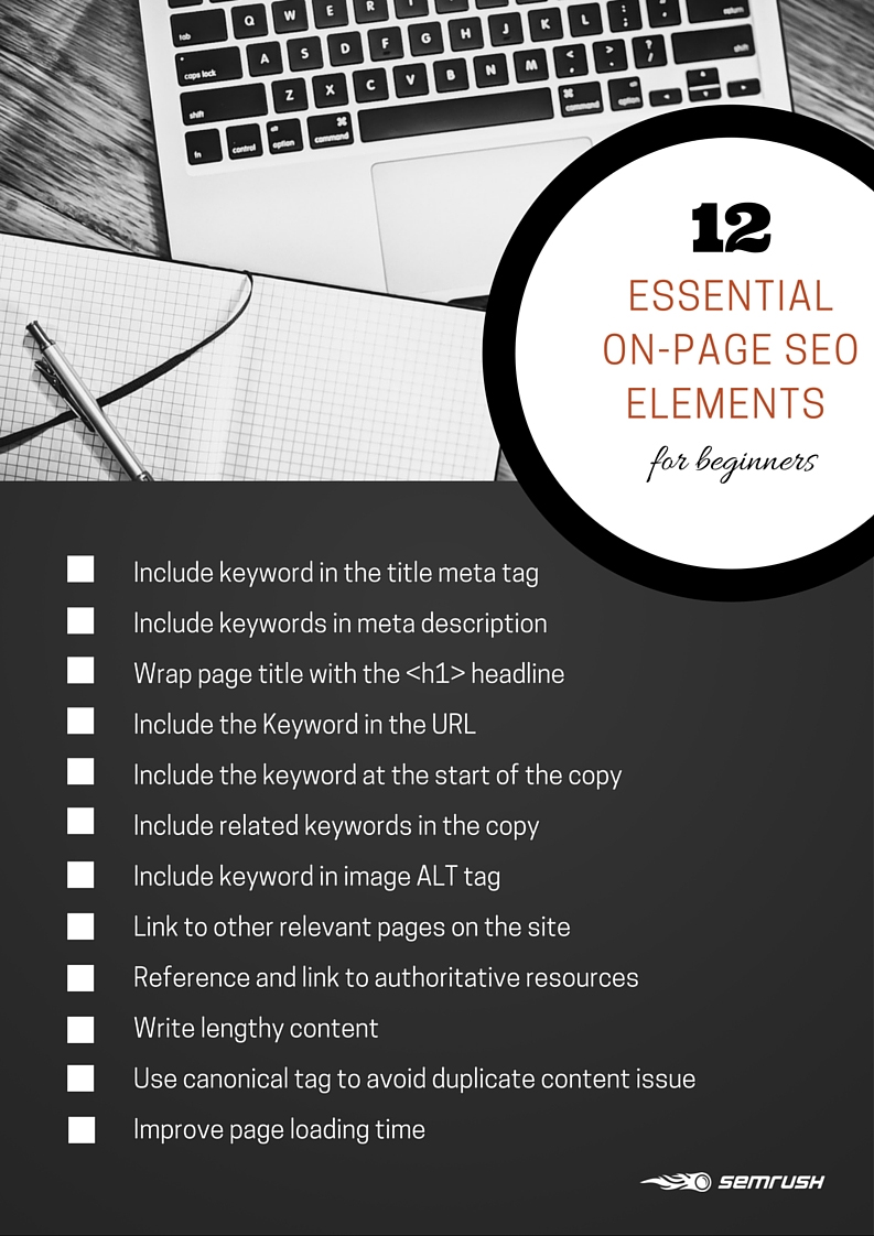 SEO for Beginners: A 12 Step Checklist Website Owners Must Follow