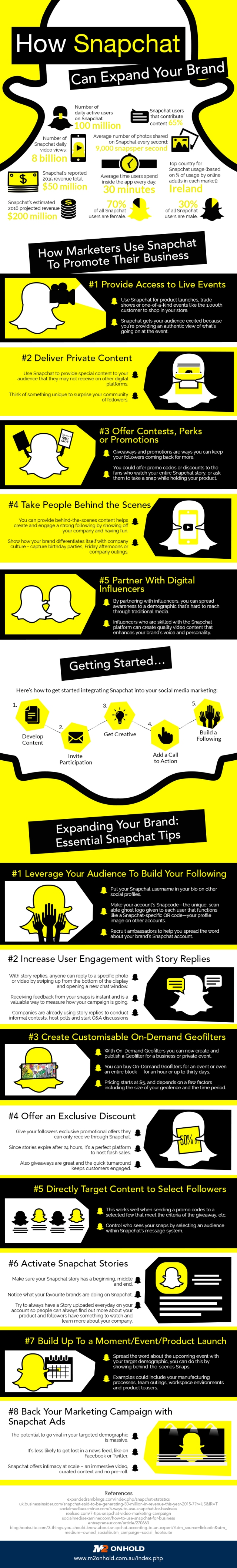 Snapchat Marketing for Beginners 13 Tips to Promote Your Business