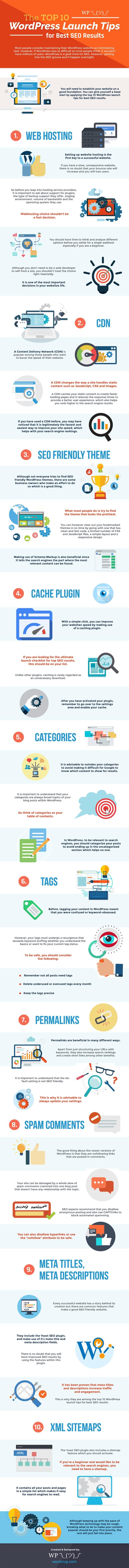 10 WordPress SEO Tips for Higher Google Rankings