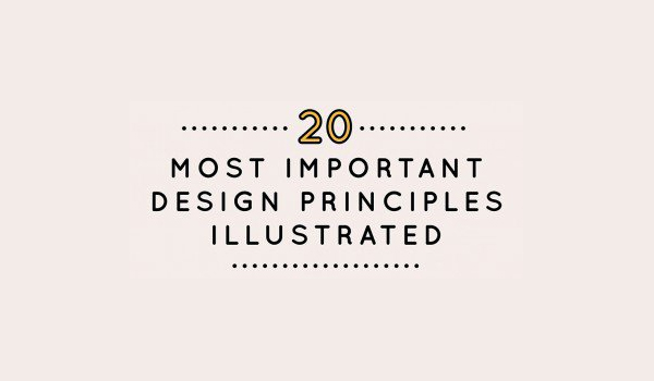 20 Basic Design Principles to Follow for a Successful Business Website [Infographic]